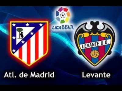 مشاهدة مباراة اتلتيكو مدريد وليفانتي بث مباشر اليوم 18-5-2019 في الدوري الاسباني