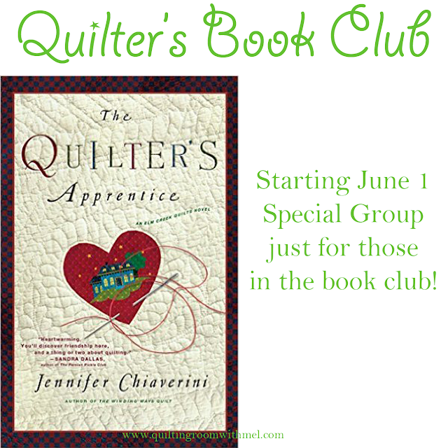 quilters book club