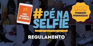 """Concurso Cultural """"Pé na Selfie"""""""