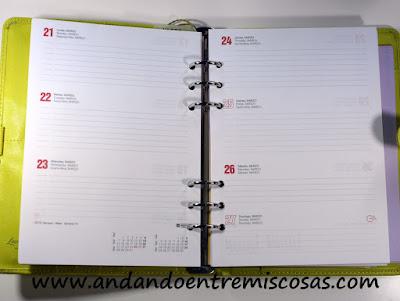 Interior Agenda Dokibook
