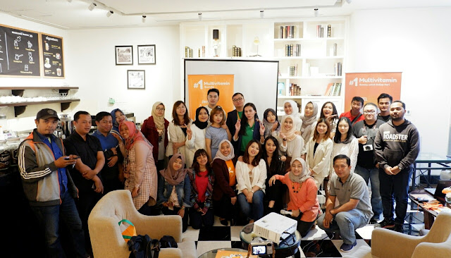 Media & Community Gathering Youvit Multivitamin