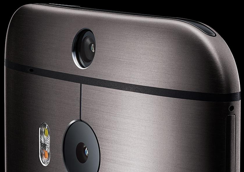 """HTC One M8 """"Duo"""" camera"""