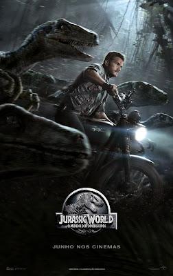 Jurassic World - O Mundo dos Dinossauros - Dublado