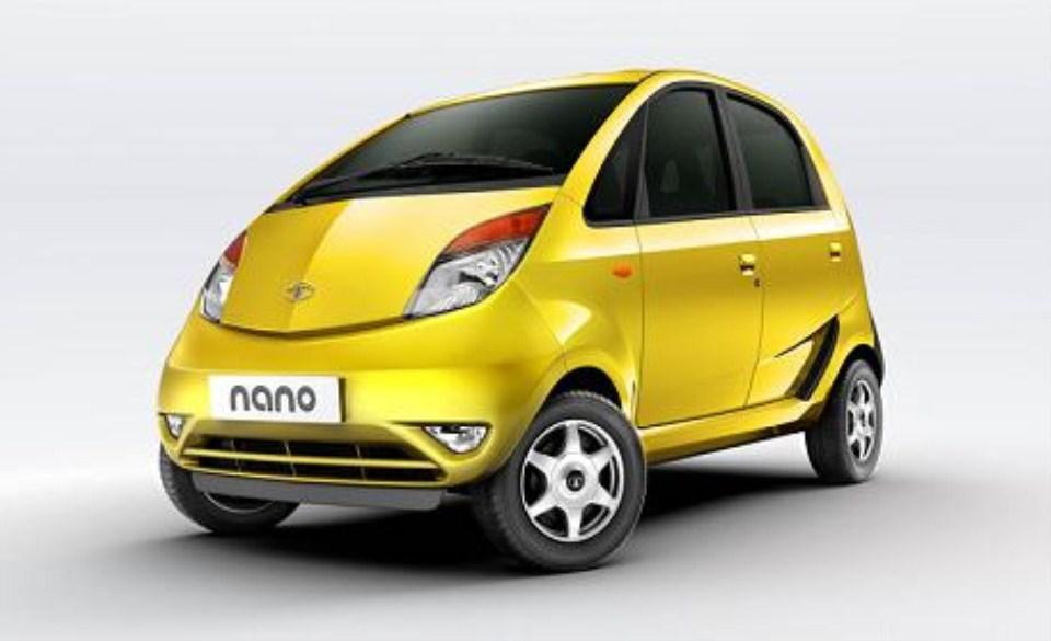 2014 Tata Nano Diesel Wallpapers