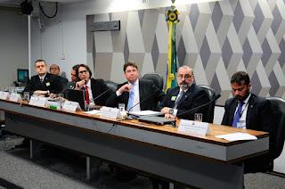 Falência da segurança pública brasileira é consenso na CCJ
