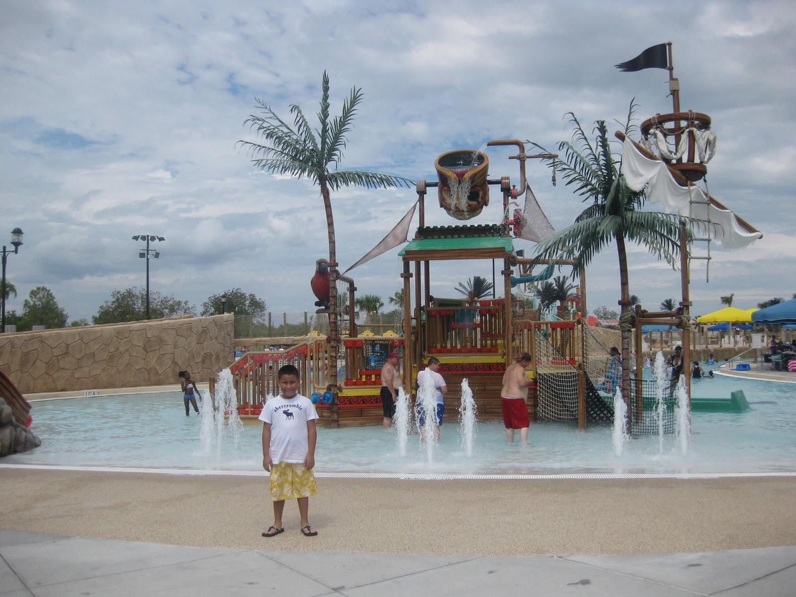 2 Corona's Brewing: Pirates Bay Water Park -Baytown, TX