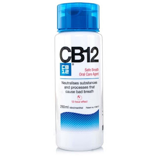 DROP PRICE NOW! CB12 Mint Menthol Mouthwash 250ml – £5.95, hurry Order