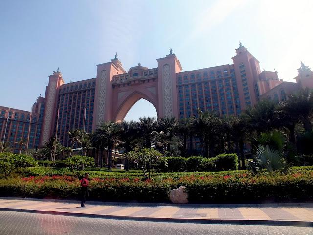 los hoteles más lujosos del Mundo en Dubai