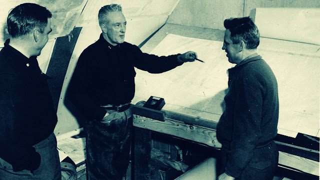 Film Dokumenter Admiral Byrd, Operasi Highjump