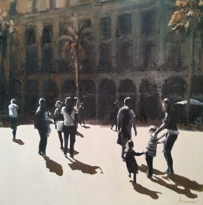 Быстрое рисование. Jordi Torrent Colomer