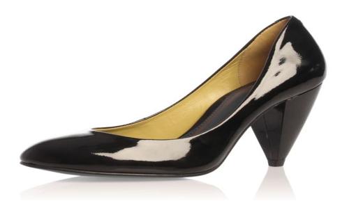 Model sepatu high heels Cone Heels
