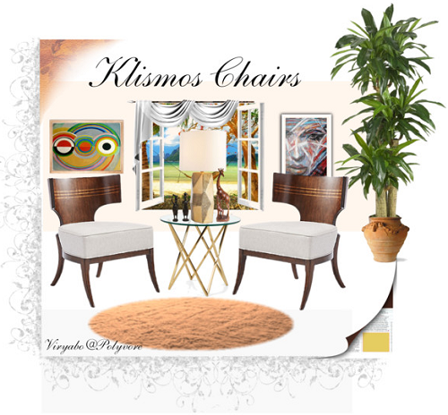Awesome Simple Interior Concepts Klismos Style Chairs Modern Unemploymentrelief Wooden Chair Designs For Living Room Unemploymentrelieforg