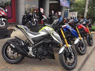 Yamaha MT-15. Foto : Otoasia.