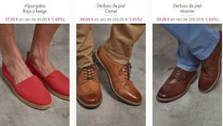 zapatos hombre Hackett