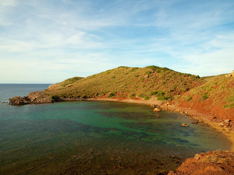Cala Rotja, Menorca