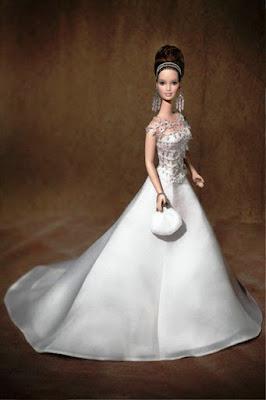 Model Gaun Pengantin Barbie Tampak Mewah