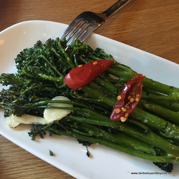 broccolini at Delarosa in San Francisco