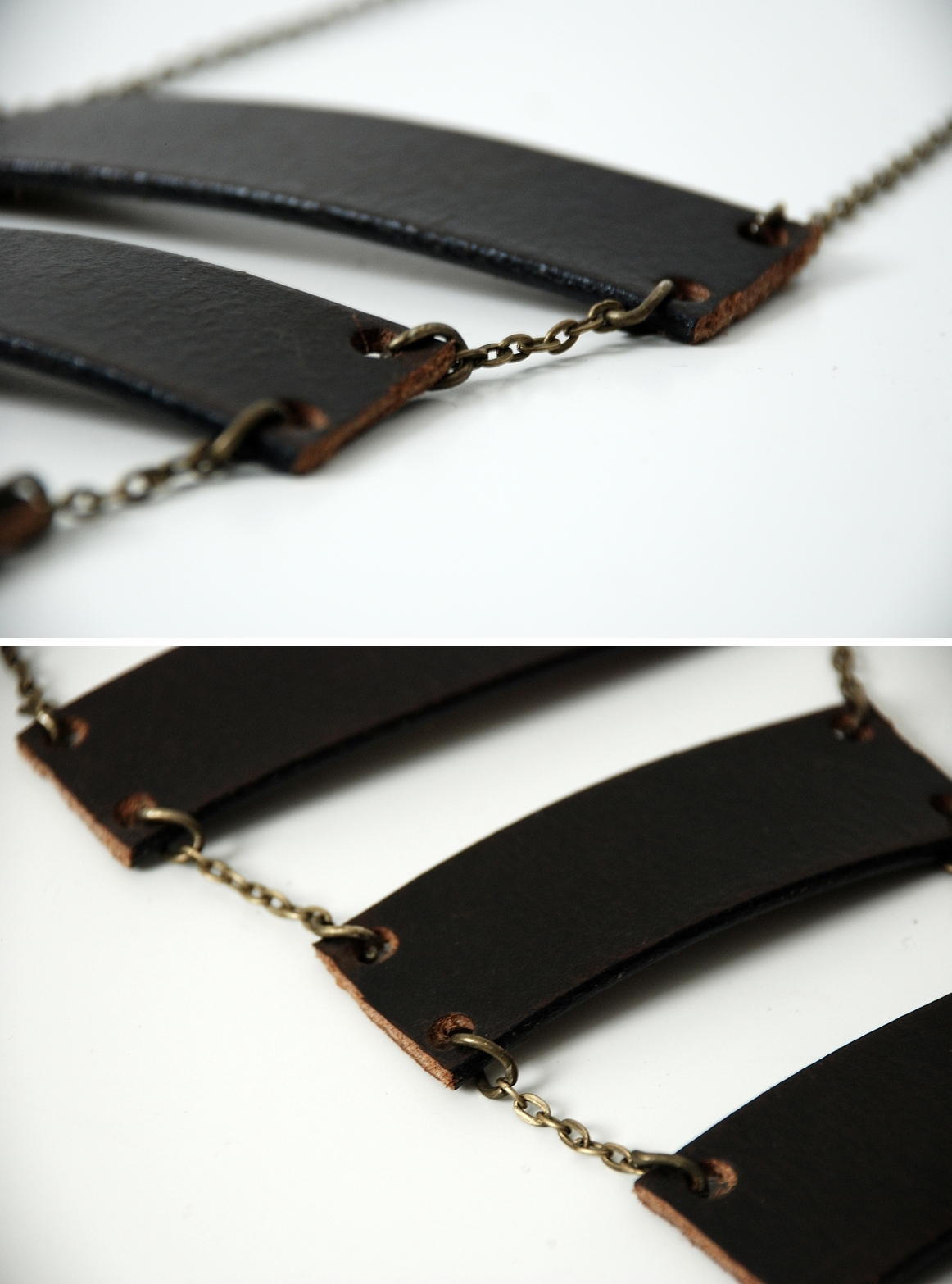diy leather belt chair rail antioch and cecilia necklace