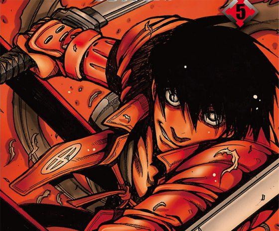 6 Anime Mirip Drifters