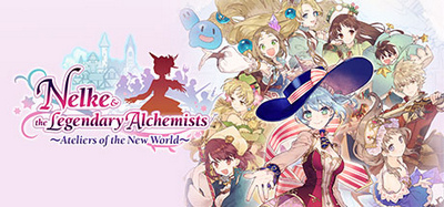 Nelke and the Legendary Alchemists Ateliers of the New World Free Download
