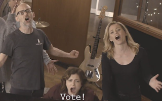 Celebrities Curse Up A Storm in Pro-Hillary Music Video