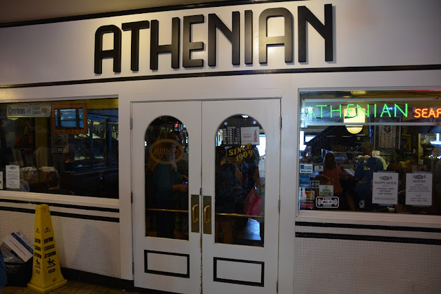 Restaurant Athenian Seattle