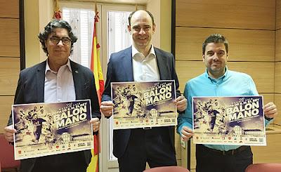 Balonmano Copa del Rey Aranjuez