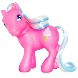 MLP Cotton Candy Playsets Cotton Candy Cafe G3 Pony
