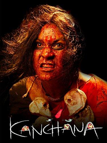 Poster of Kanchana Muni 2 (2011) 720p HDRip Hindi Dubbed Full Movie Download