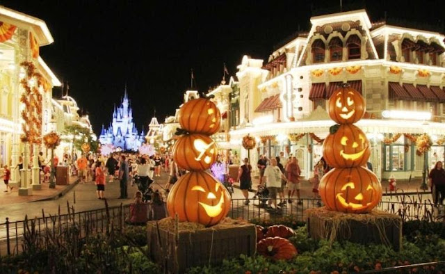 Halloween Orlando Feriado