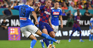مشاهدة مباراة نابولي وبرشلونة بث مباشر بتاريخ 25/ فبراير/ 2020 دوري أبطال أوروبا