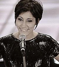 Malika Ayane canta Adesso e qui al Festival di Sanremo