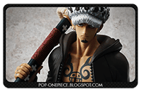 Trafalgar Law Ver.2 - P.O.P Sailing Again