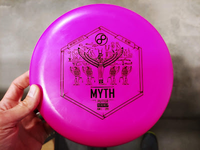 Infinite Discs Myth Putter
