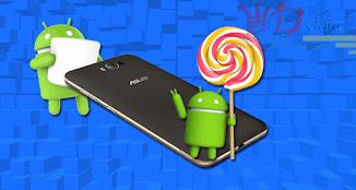 Cara downgrade Asus Zenfone Max ke Lollipop