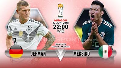 Tips Taruhan Bola Piala Dunia Jerman vs Meksiko