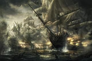 La Contraarmada, la Armada Invencible Inglesa