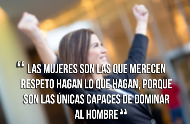 frases largas de mujeres