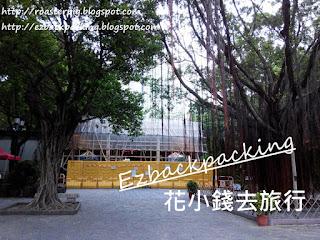 寨城官府衙門的建築