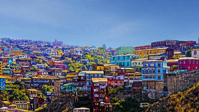 Aluguel de carro em Valparaíso