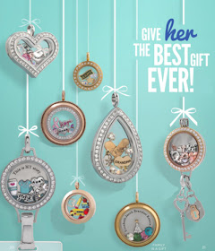 How many charms fit inside the Origami Owl Living Lockets? | The ... | 280x240