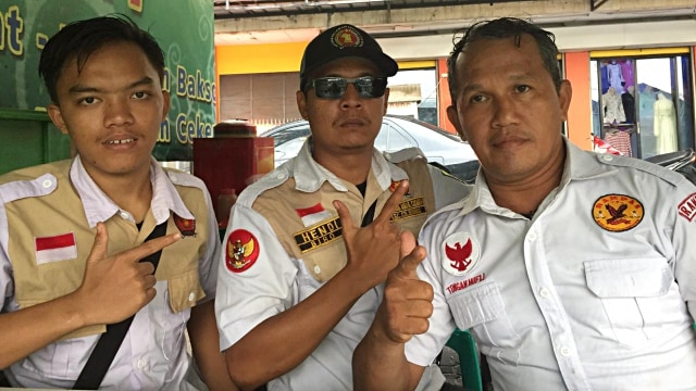 Relawan 02 di Cileungsi: Sampai Mati Kami Akan Bela Baliho Prabowo