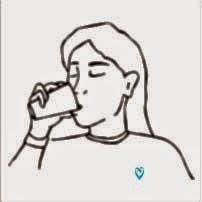 Đảm bảo nhu cầu 2 lít nước mỗi ngày