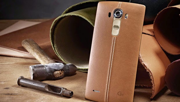 LG G4 Düşme Testi