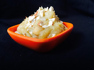 Sweet Potato Halwa Recipe Image 12