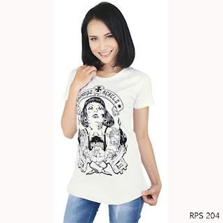 Katalog Online Kaos Wanita Raindoz