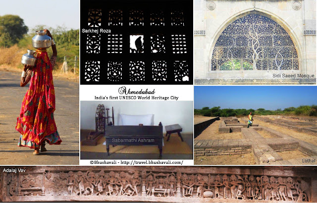 UNESCO World Heritage India - Historic city of Ahmedabad