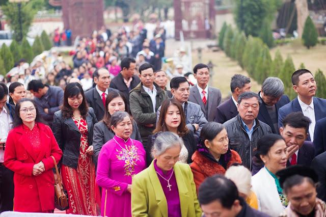 Lễ truyền chức Phó tế và Linh mục tại Giáo phận Lạng Sơn Cao Bằng 27.12.2017 - Ảnh minh hoạ 70