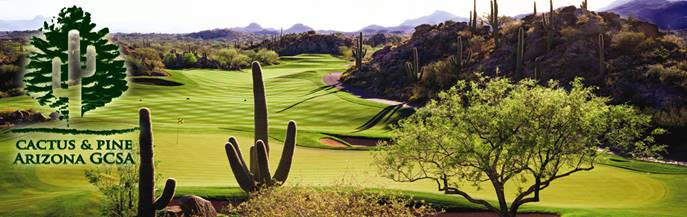 ERS~ Orange Tree Golf Club ~ Irrigation Technician Cactus  Pine